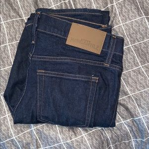 J. Crew Mercantile Stretch Jeans (NEVER WORN)